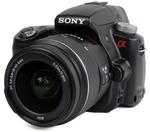 Sony Alpha SLT-A55V