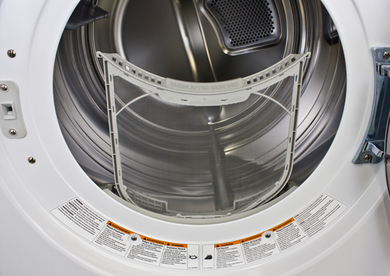 kenmore washer lint trap location