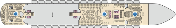 Deck 3 Layout Image