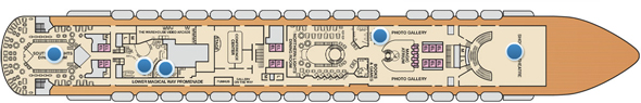 Deck 4 Layout Image