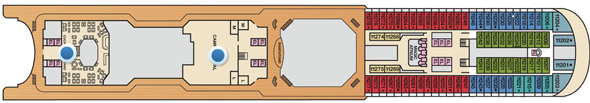 Deck 11 Layout Image