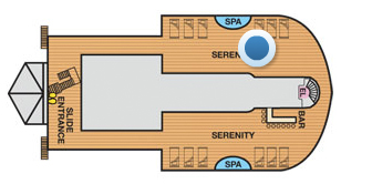 Deck 15 Layout Image