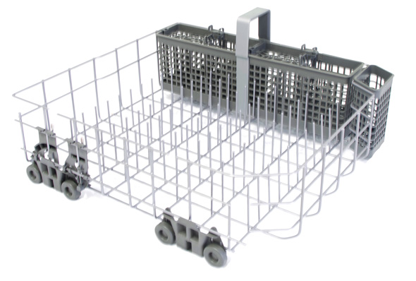 kitchenaid replacement dishwasher lower rack by American Steel Span