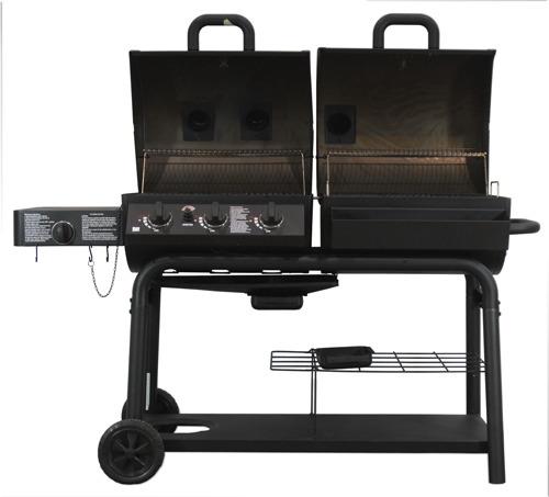 Char-Griller Char-Griller Grillin' Pro Model #3001: questions
