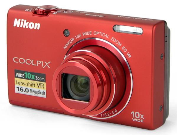 Nikon Coolpix S6200 инструкция