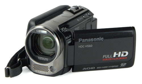 Panasonic HDC-HS60