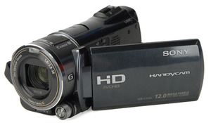 Sony HDR-CX550V