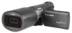 Panasonic HDC-SDT750